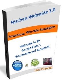 E-Book - Nischen-Webseite 2.0