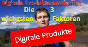 Digitale Produkte verkaufen