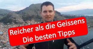 Business in the World - Reicher als die Geissens Alex Fischer