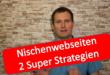 Nischenwebseiten Strategieplanung zum Geld verdienen