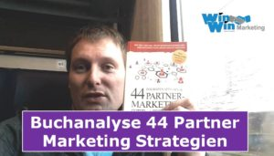 Buchanalyse 44 Partner Marketing Strategien