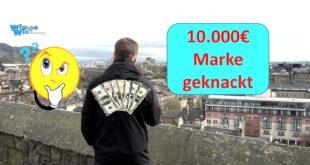 Wie ich die 10000 Marke geknackt habe