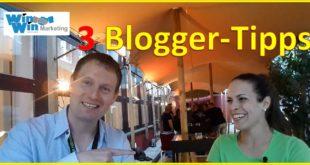 Laura Geisbüsch im Interview 3 Blogger Tipps
