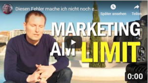 Marketing am Limit wie verdiene ich schnell geld