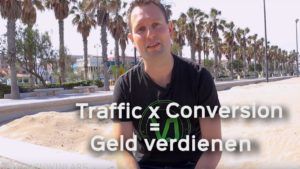 geld im internet verdienen traffic conversion