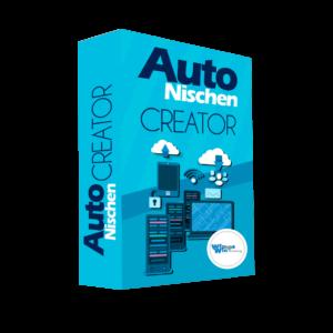 Auto-Nischen-Creator Webhosting für Nischenseiten
