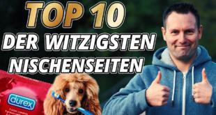 Die 10 witzigsten Nischen meiner Kunden