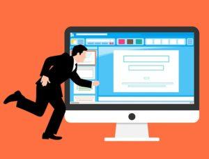 Freie Domains finden, Domain sichern
