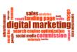 Digital Marketing Konzept