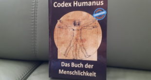 Codex Humanus Cover